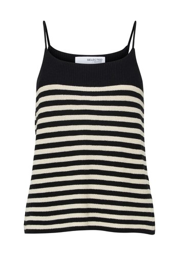 Selected Striped Top Elina