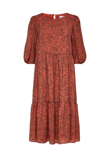 Selected Dress Violet