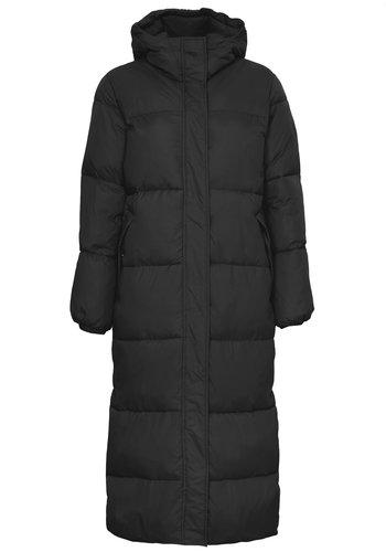 Les Soeurs Padded Maxi Coat Kelvin