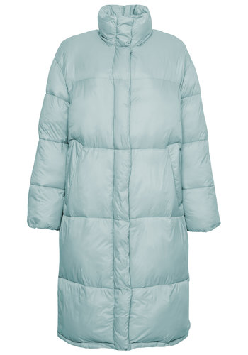 Les Soeurs Kira Midi Puffer Coat