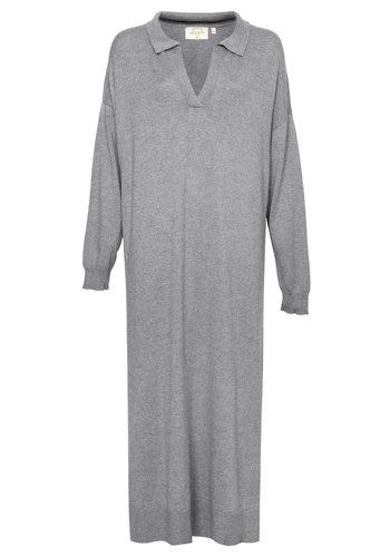 Les Soeurs Long Polo Knit Dress Boy