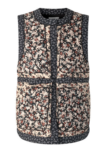 Second Female Quilt Waistcoat Annie