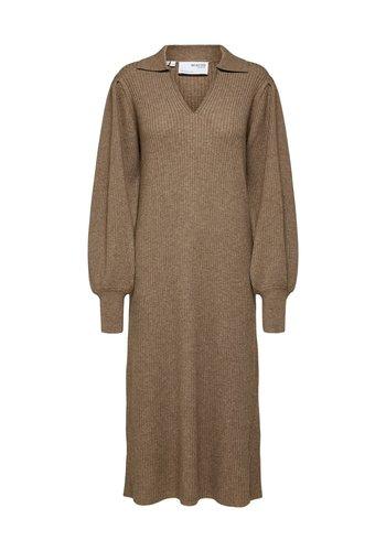 Selected Knit Dress Selene