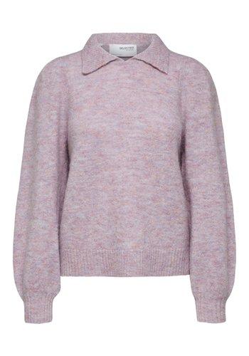 Selected Polo Knit Sia Louisa