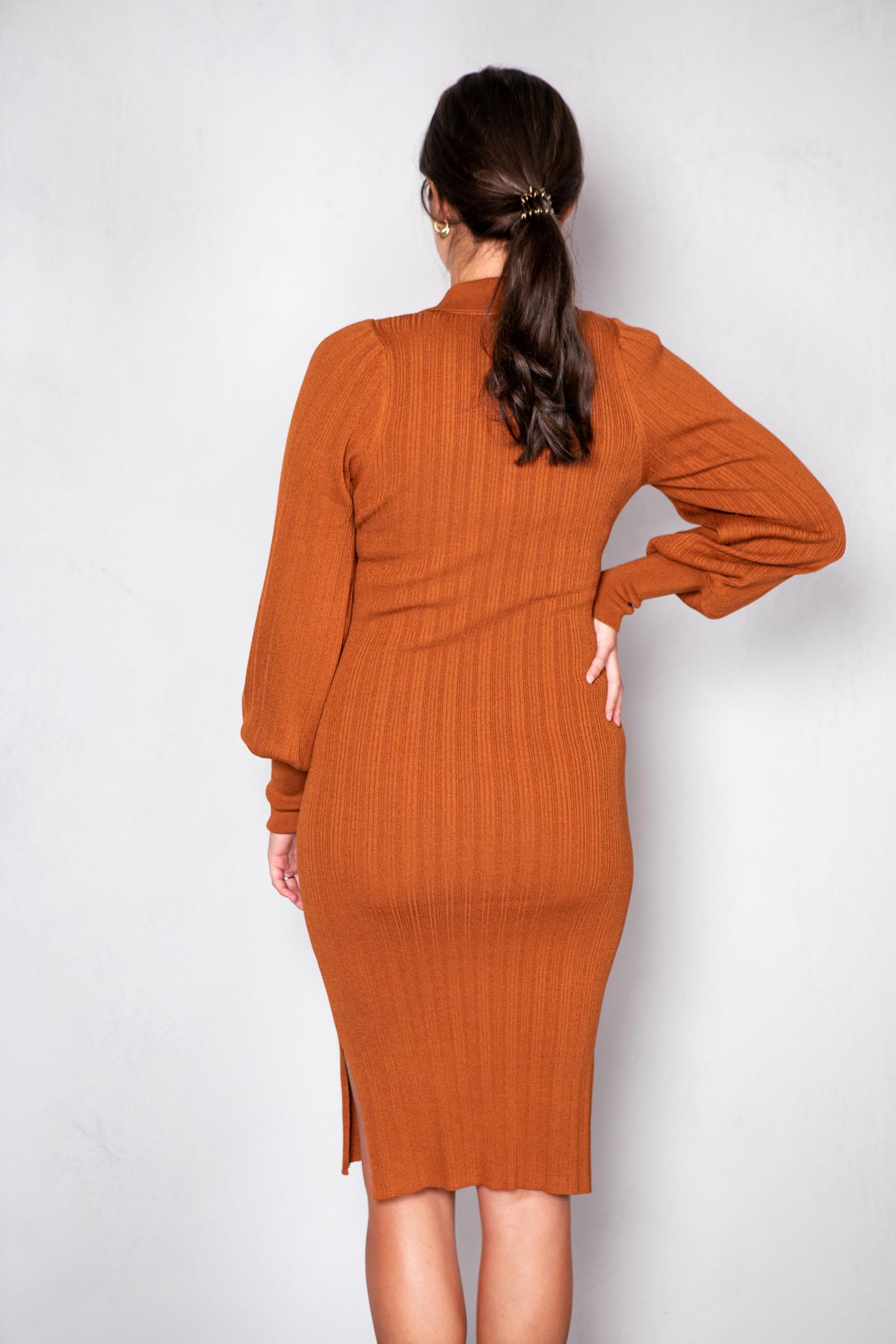 Knit Dress Canillu