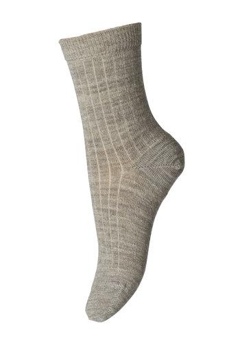 MP Denmark Socks Wool Rib
