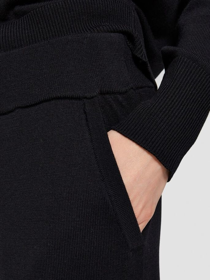 Wool Knit Pants Sandra