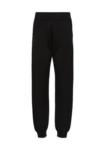 Selected Wool Knit Pants Sandra
