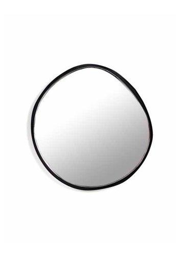 Serax Spiegel A zwart