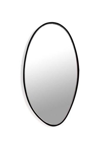 Serax Mirror B black