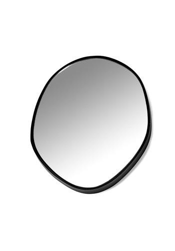 Serax Spiegel C zwart