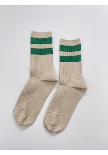 Le Bon Shoppe Her Varsity Socks