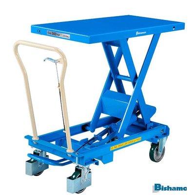 Bishamon Schaarheftafel Bishamon BI-LT-BX-50, platform 1010x520mm - max 500kg