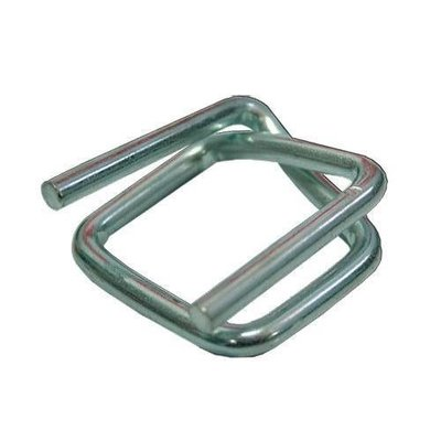 Rotom Metalen gespen, CB8, voor omsnoeringsband - 25mm