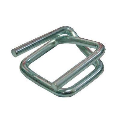 Rotom Metalen gespen, CB4, voor omsnoeringsband - 13mm