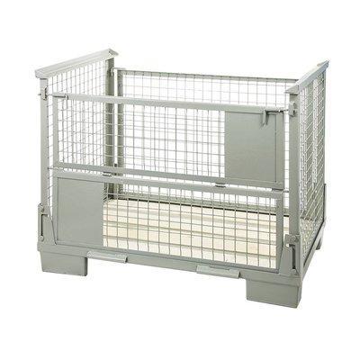 Inklapbare gitterbox 1240x830x970mm -  Nieuw