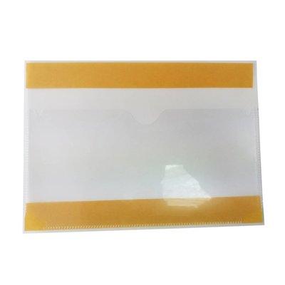 Labelhouder A5 voor palletboxen 232x165mm