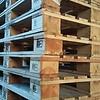 Rotom Gebruikte zware blokpallet 1200x1000x158mm