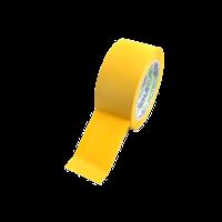 Markeertape 50mm breed - geel