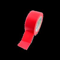 Markeertape 50mm breed - rood