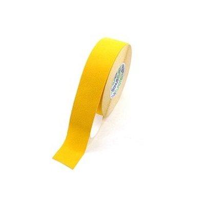 Anti-slip tape 50mm - geel