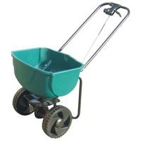 Strooiwagen - geschikt voor zout, zaad, kunstmest en zand