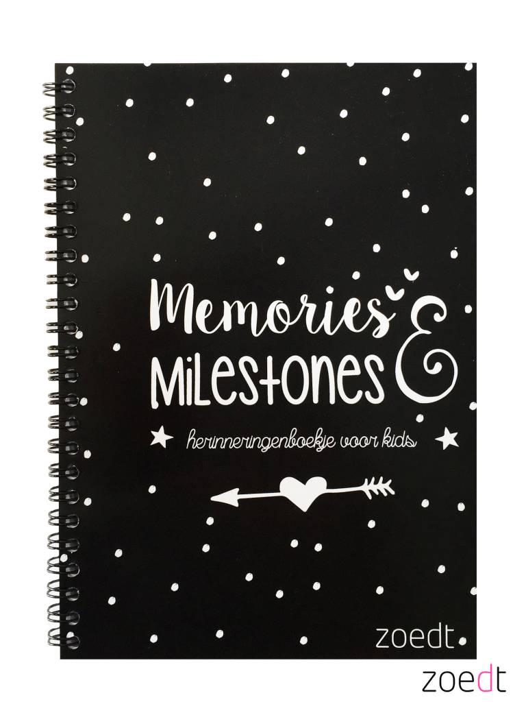 Zoedt Memories Milestones