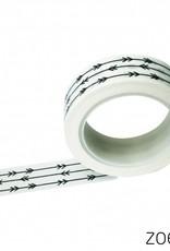 Zoedt Masking tape Arrow