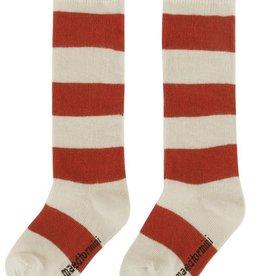 Maed for mini Knee socks candy cobra