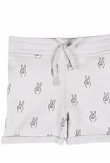 One we Like Shorts peace  vapour grey