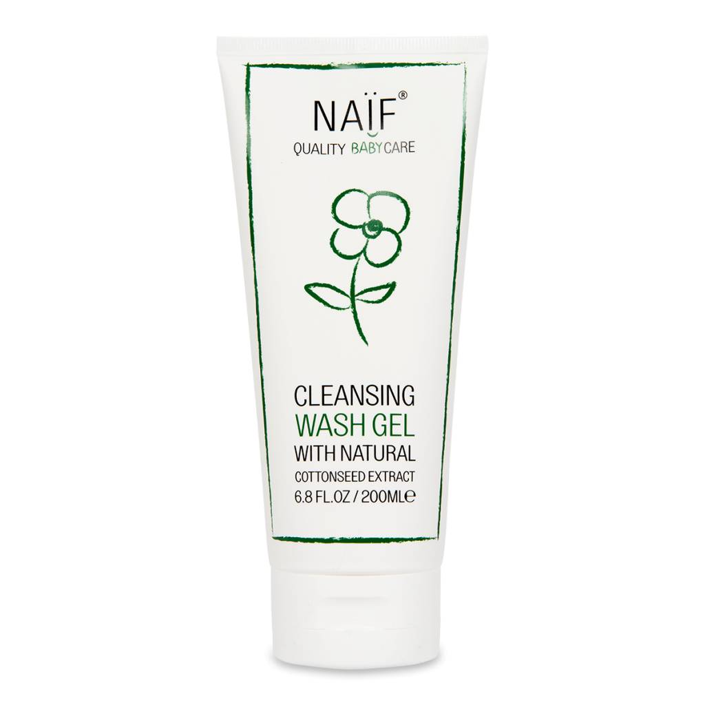 Naïf Wash Gel baby