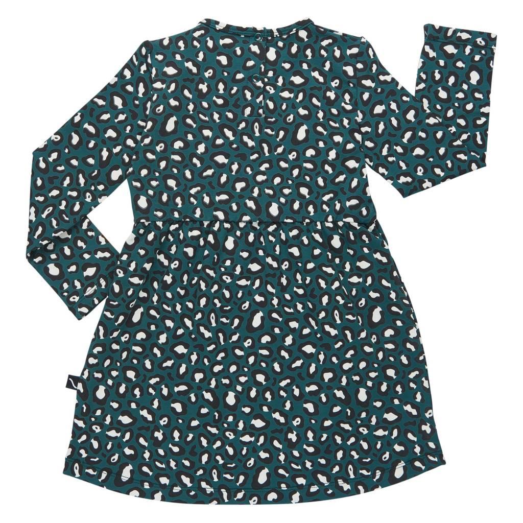 CarlijnQ Leopard dress