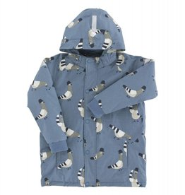 Tiny Cottons Pigeons snow jacket