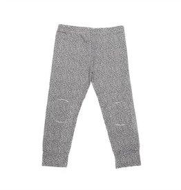 Mingo Winter legging dot baby sweat