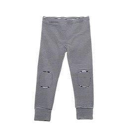 Mingo Winter legging stripe baby sweat