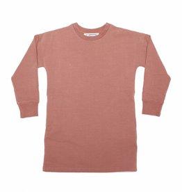 Mingo Sweater dress raspberry