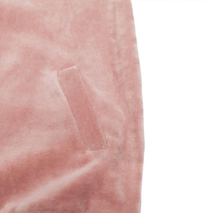 Mingo Bomber raspberry velvet