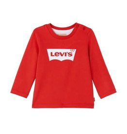 Levi's Tee bat ribbon red