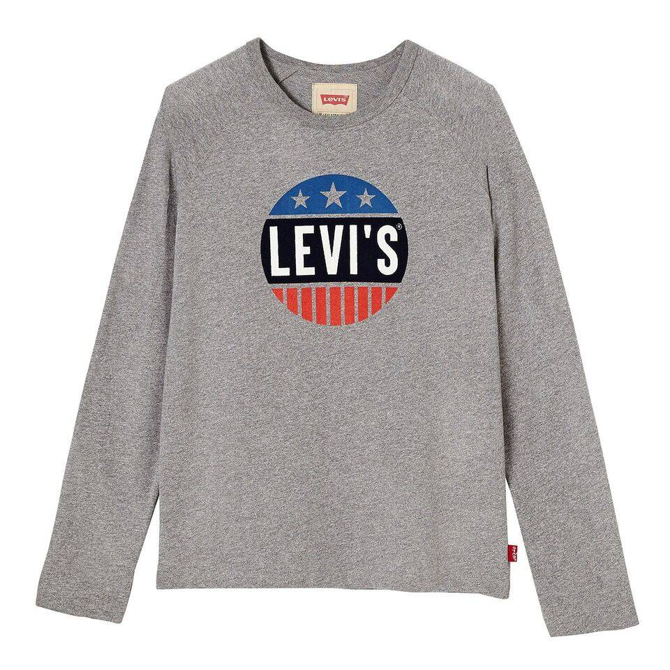 Levi's Longsleeve tee roundgly
