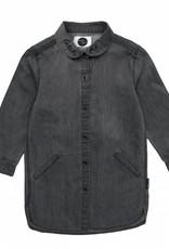 Sproet & Sprout Shirt dress grey denim