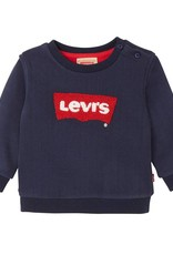 Levi's Sweater baty dress blue