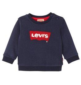 Levi's Sweater baty dress blue