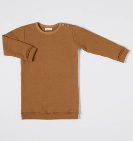 Nixnut Sweat dress rust