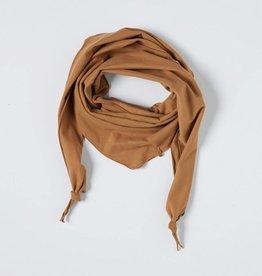 nixnut Triangle scarf rust