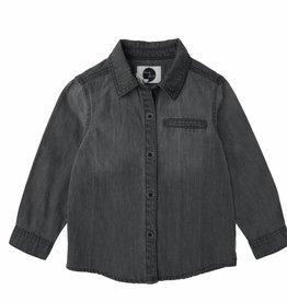 Sproet & Sprout Shirt grey denim