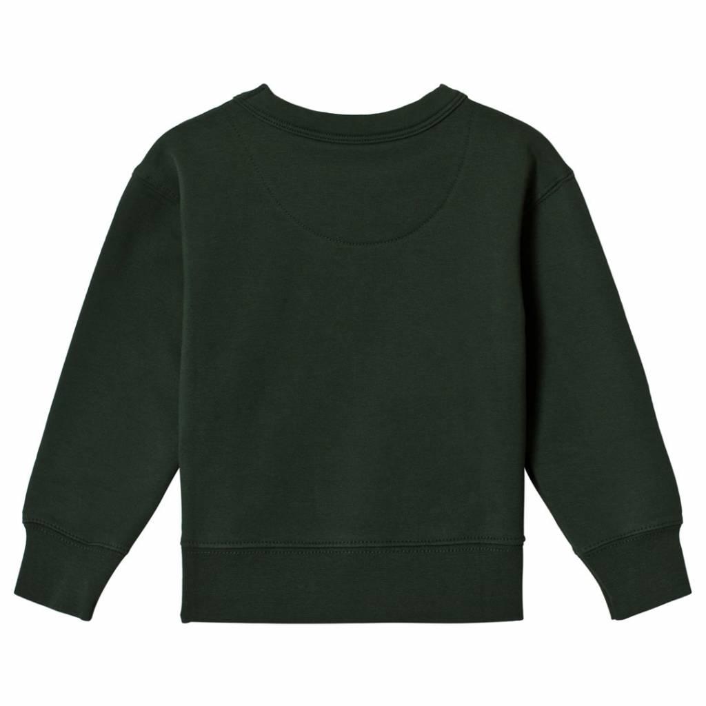 Tiny Cottons Friendly bag graphic sweatshirt