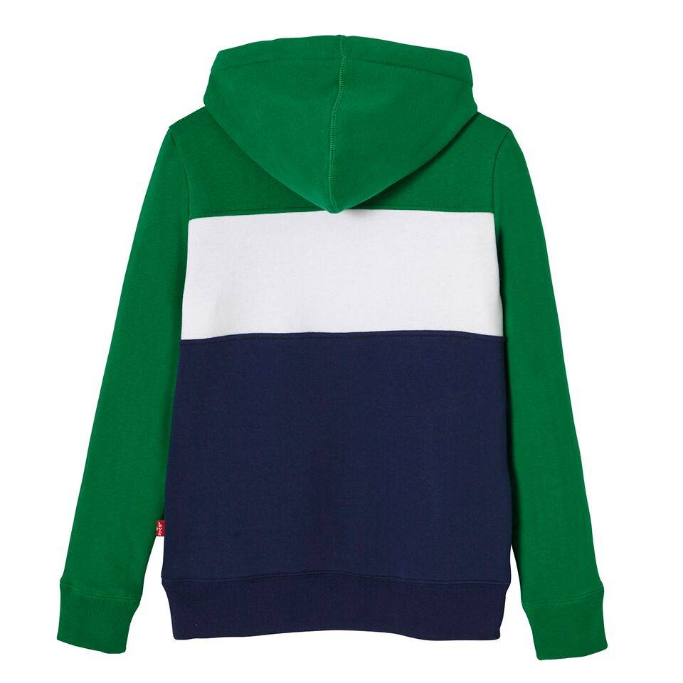 Levi's Sweater blocky verdant green
