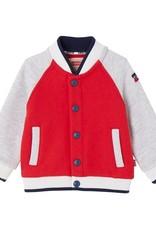 Levi's Zipper teddy ribbon red