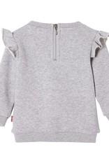 Levi's Sweater sweaty gris chine
