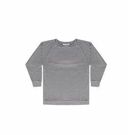 Mingo Longsleeve b/w stripes | vernieuwd
